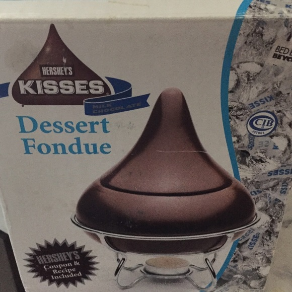 Other - Hershey's kiss fondue pot new in box never used